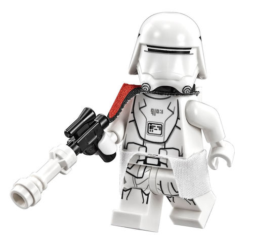 LEGO 75100 (Split) Star Wars First Order Snowtrooper Officer