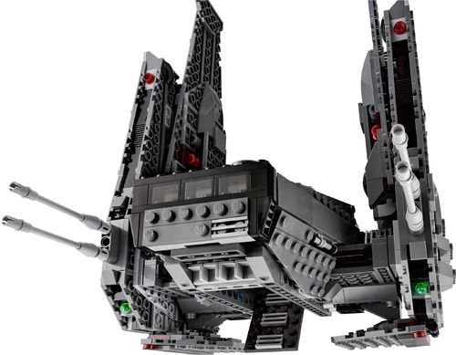 LEGO 75104 Kylo Ren's command Shuttle NO mini-figures