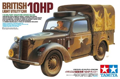 TAMIYA 35308 1/35 British Light Utility Car 10HP
