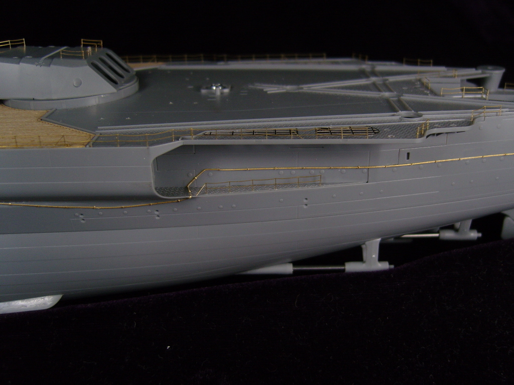 1/350 Yamato class Rail PE Se (For Tamiya) - BestSeller models