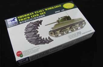 BestSellermodels - 1/35 Sherman T54E1 Workable Track Link Set