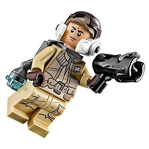 LEGO 75133 (Split) Star Wars Rebel Trooper con Jetpack