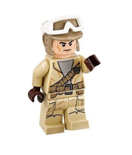 LEGO 75133 (Split) Star Wars Rebel Trooper